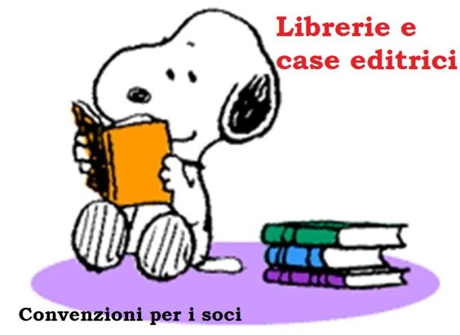 Convenzioni con librerie e case editrici